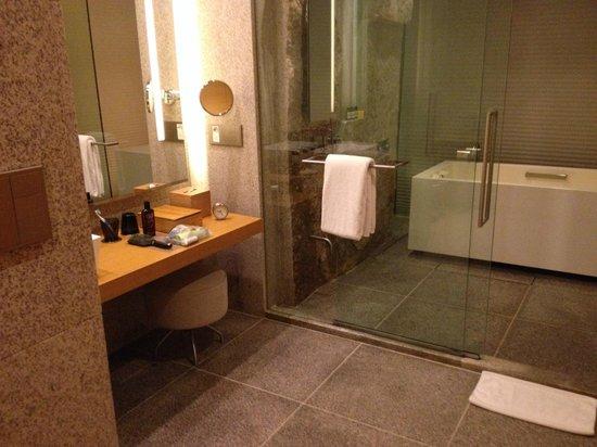 Park Hyatt Seoul: Park Hyatt King Suite, bath