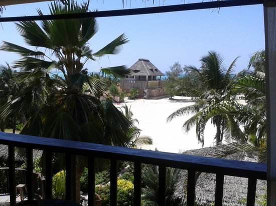 Kendwa Rocks Beach Hotel: vista dalla camera Aden