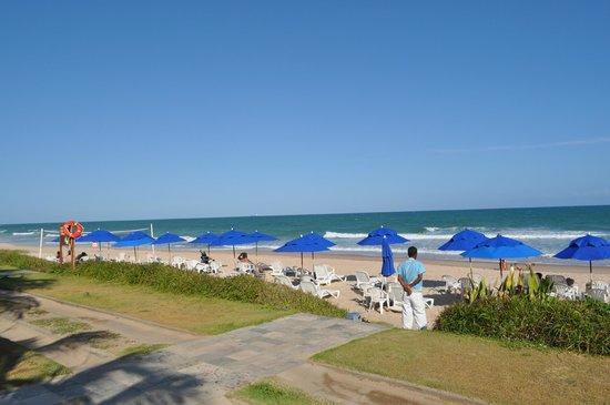 Village Porto de Galinhas: Saida do resort para praia