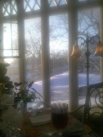Tuck U Inn at Glick Mansion: Breakfast Christmas Morning