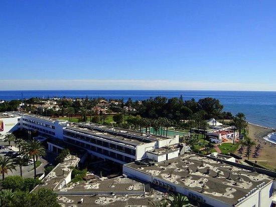 Sol Marbella Estepona Atalaya Park: Blick vom 8.Stock