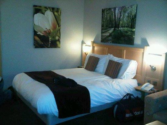 Center Parcs Elveden Forest: Room