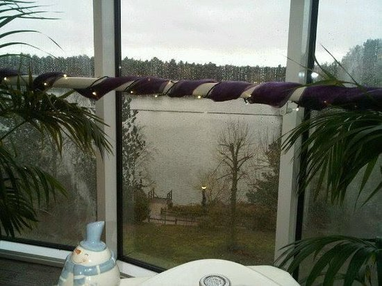 Center Parcs Elveden Forest: View from Lakeside Restaurant