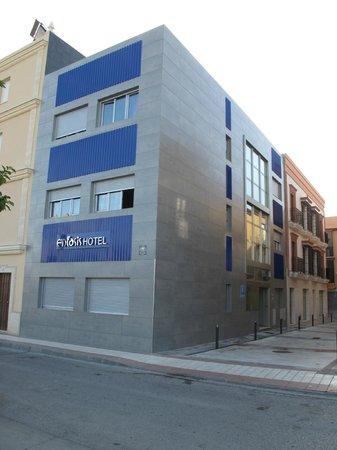 ENFASIS HOTEL: esterno