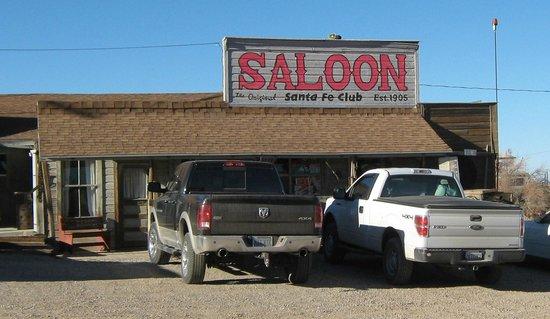 Santa Fe Motel and Saloon : Santa Fe Saloon