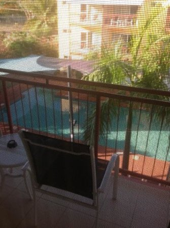 Mercure Broome: the pool