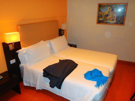 Rome Garden Hotel : Our room #501