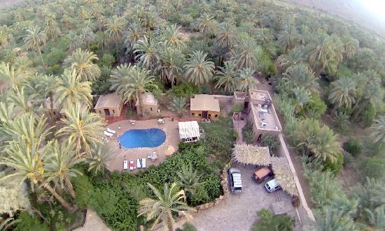 Ecolodge Bab El Oued Maroc Vue Du Ciel Photo De Bab El