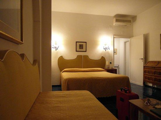 Excelsior Grand Hotel: Camera