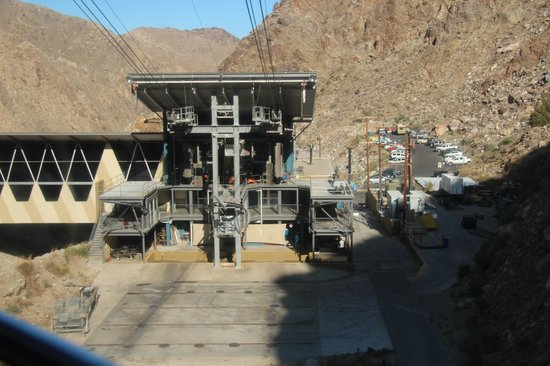Palm Springs Aerial Tramway: The Base