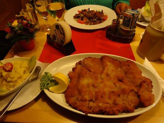 Bavarium: Schnitzel