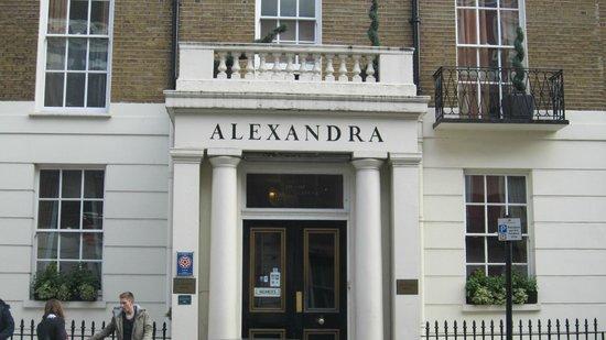 Alexandra Hotel: Отель ALEXANDRA