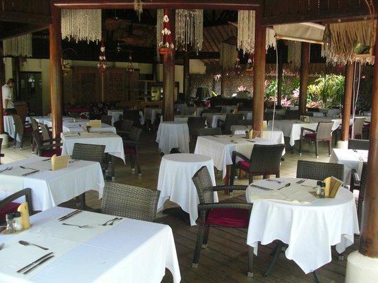Maitai Polynesia Bora Bora: salle des repas