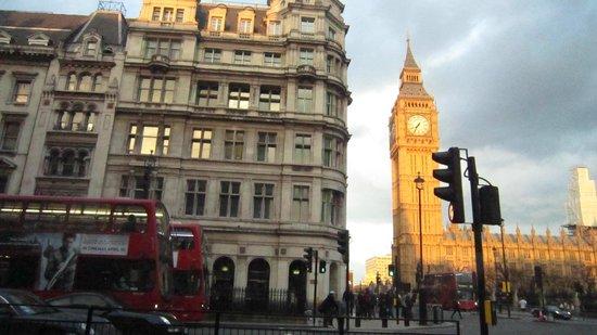 Alexandra Hotel: Big Ben