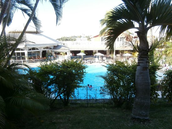 Résidence l'Archipel : piscine