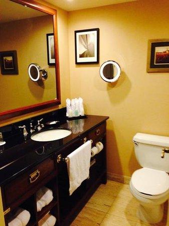 Grand Geneva Resort & Spa: bathroom