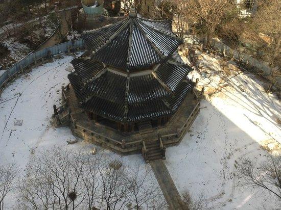 The Westin Chosun Seoul : Traditional Korean Building