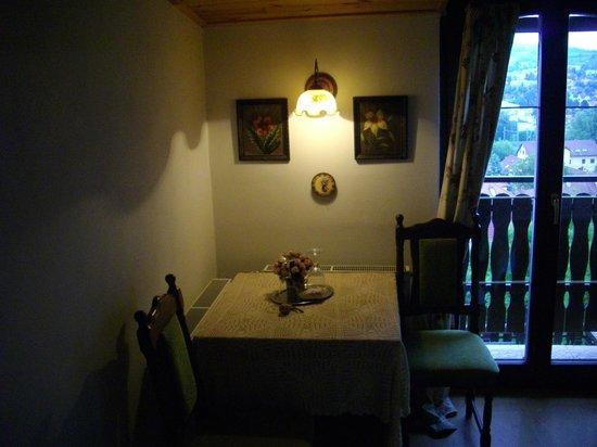 Penzion U Rechu : Our room