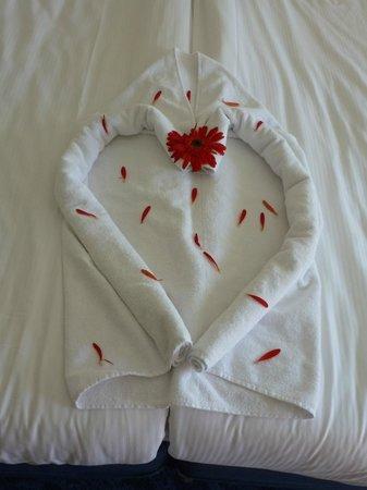 """Titanic Beach Lara Hotel: Die """"Matrosen"""" verschönen auch die Zimmer"""
