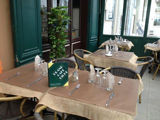 Grand Cafe Riche St Remy Provence
