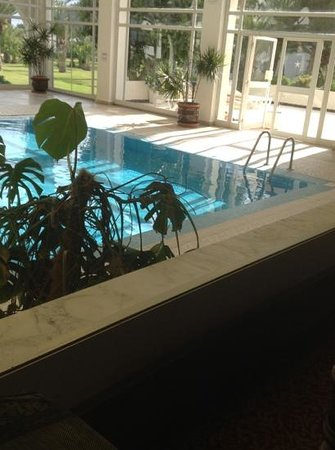 Iberostar Diar El Andalous: Indoor pool