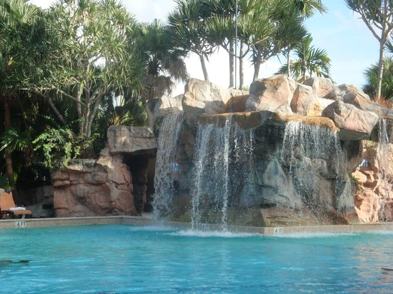 Bonaventure Resort & Spa: Pool area