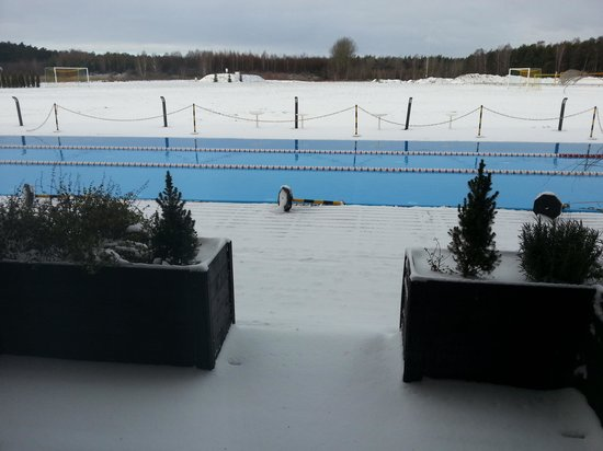 Hotel Bonifacio : outside swimming pool