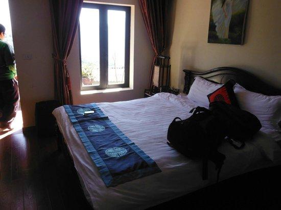 Sapa Unique Hotel: Hotel Room