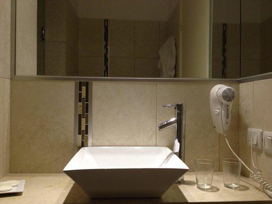 Posada Le Vrero: Banheiro