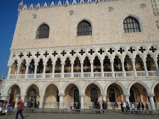 Doge's Palace: Palácio Ducale