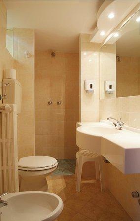 Hotel Villa Itala: IL NOSTRO BAGNO