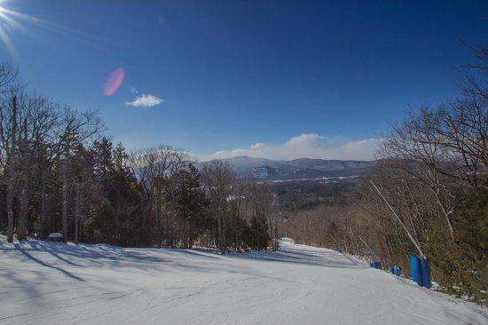 Cranmore Mountain Resort: Cranmore slope