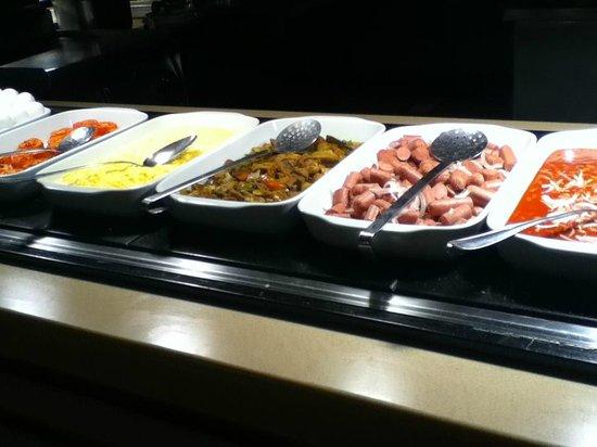 Marhaba Salem : food