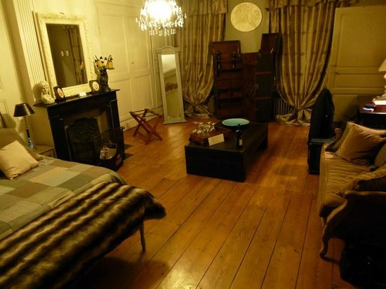 Bienvenue chez nous : Remparts Room