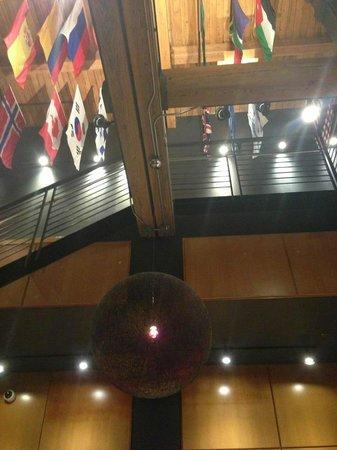 Hostelling International Chicago: Lobby