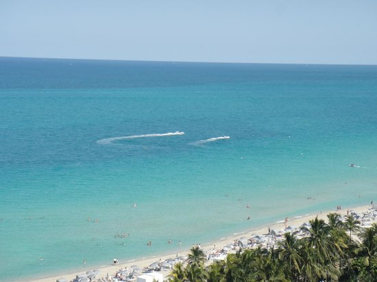 Fontainebleau Miami Beach : Vista do quarto