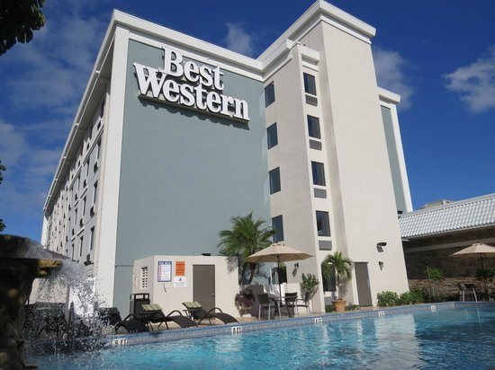 Hallandale Beach, FL: BEST WESTERN Hollywood/Aventura