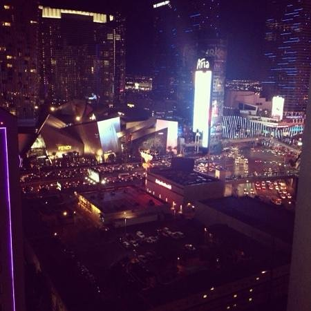 Polo Towers Suites: The View