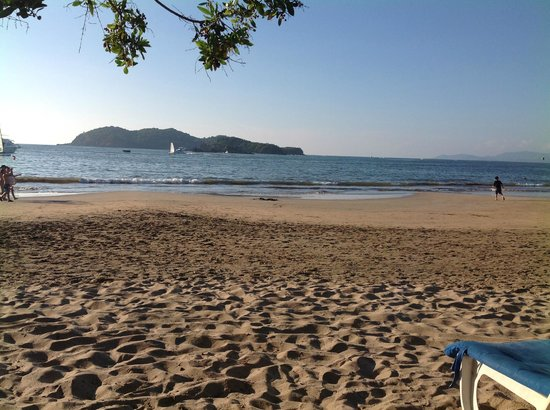 Club Med Ixtapa Pacific: my view from my beach chair for 6 days