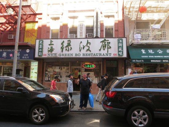 New)Nice Green Bo | 66 Bayard St, New York City, NY