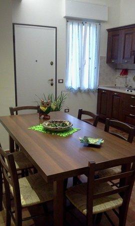 Fantasia: sala delle colazioni