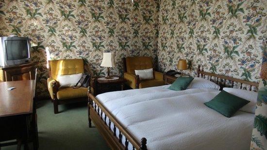 Hotel de Chailly: Camera doppia