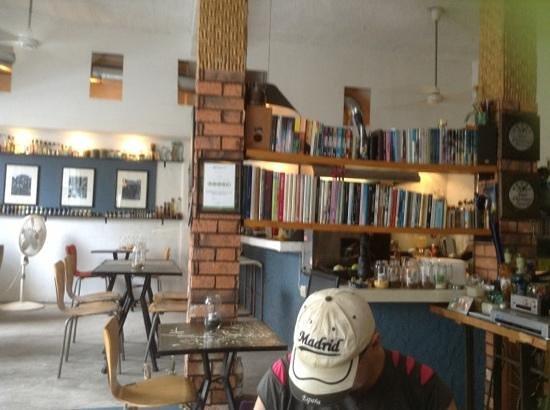 inside Mi Cafe