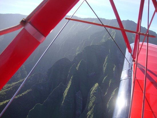 Air Ventures Hawaii: Typical view