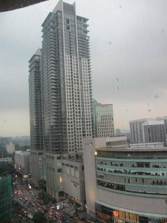 Hotel Novotel Kuala Lumpur City Centre: Room View 1
