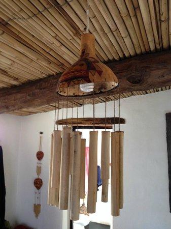 La Calabaza : Les lampes en calebasse de Charli