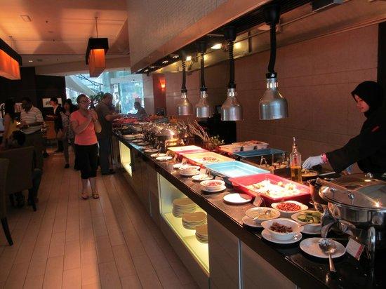 Hotel Novotel Kuala Lumpur City Centre: Breakfast