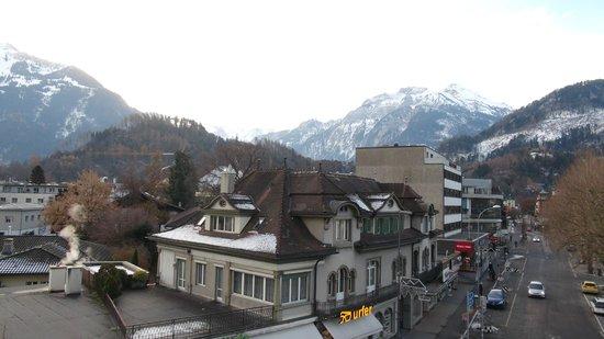 Hotel Bernerhof: Vista dalla camera
