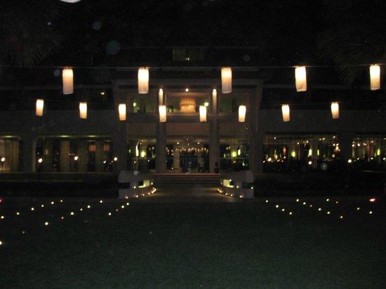 Le Méridien Angkor: Nice lawn
