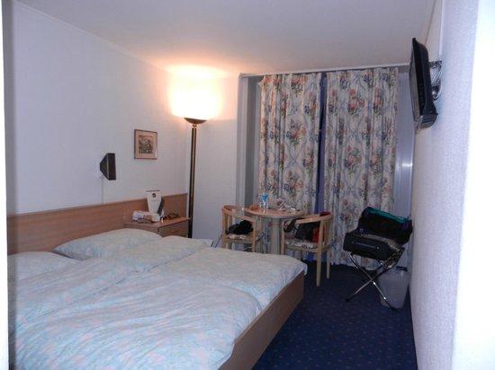 Hotel Bernerhof: Camera a 2 letti